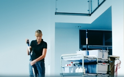 Hiring Professional Cleaners Is A Profitable Investment