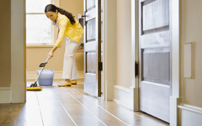 Importance of Floor Cleaning in Corporate Buildings