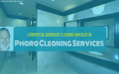 Commercial Bathroom Cleaning Checklist By Pharo Cleaning Services