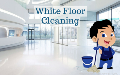 Keeping White Tiled Surfaces Of Your Business Premises Spic & Span