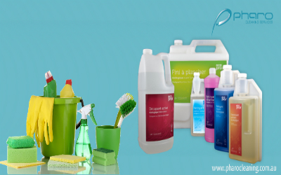 Hidden Dangers of Commercial Cleaning Products