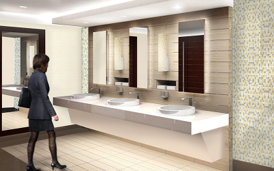 Want to maintain cleanliness of office bathrooms hire - How to professionally clean a bathroom ...