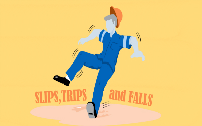 Prevent Slips and Trips in Workplaces by Keeping the Floors Clean