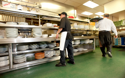4 Types Of Flooring Options To Choose For Your Commercial Kitchen