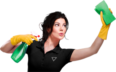 3 Major Types of Cleaning