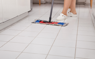 Ways To Keep Commercial Tile Floors Spick and Span