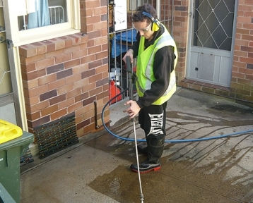 Fast Blast Hard Floor Cleaning Services